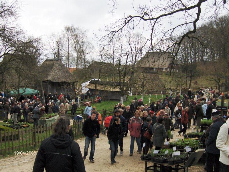Pflanzenmarkt im Kiekeberg Deutschland