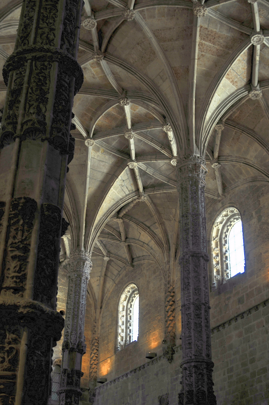 The monastary of St. Jerome