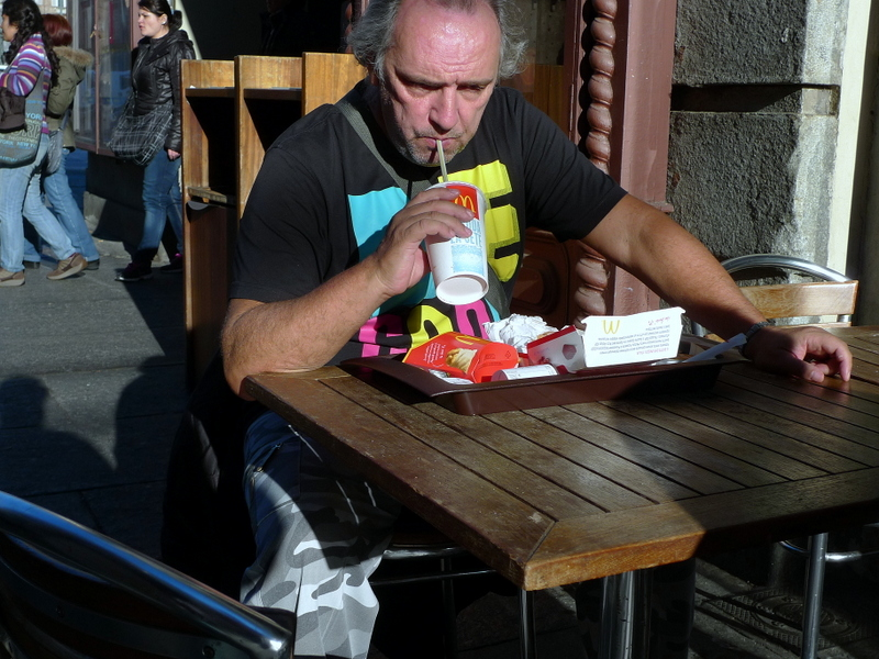 McDonalds in my City