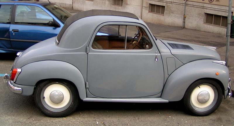 topolino - Fiat