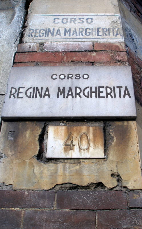 Turin - The slice of Polenta