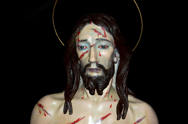 the wounds of Jesus