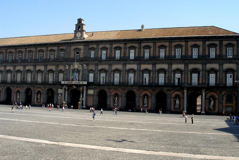 Naples - Royal palace