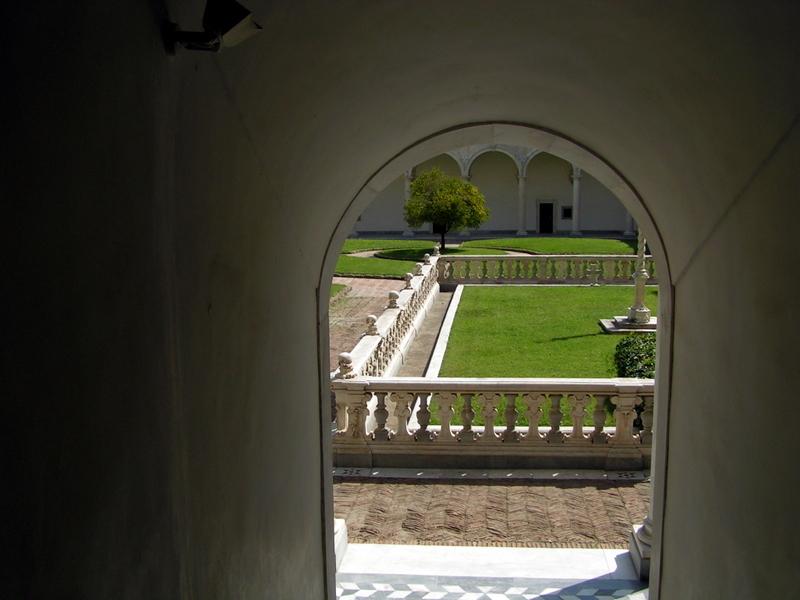 Naples - San Martino museum