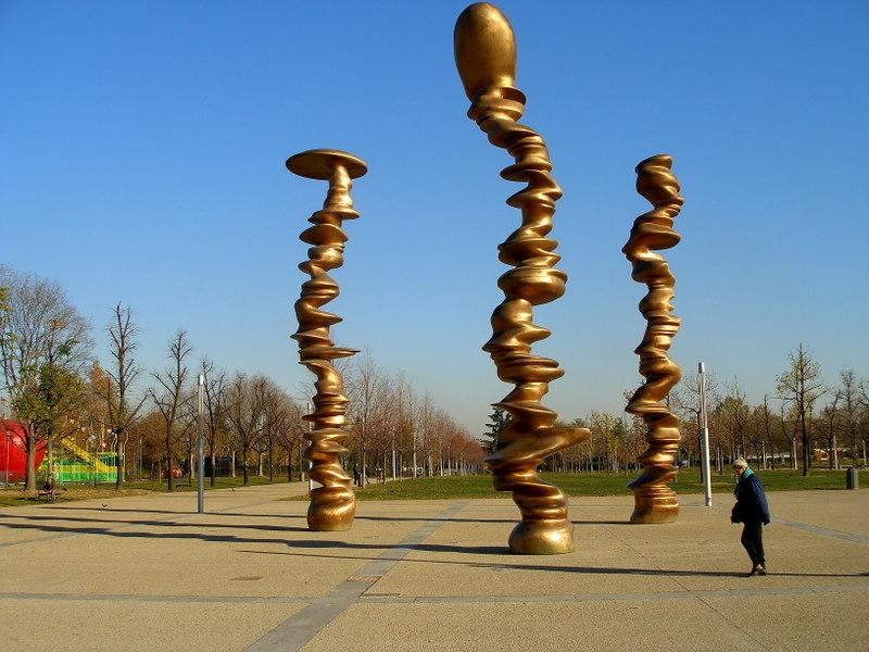 Modern art - Turin
