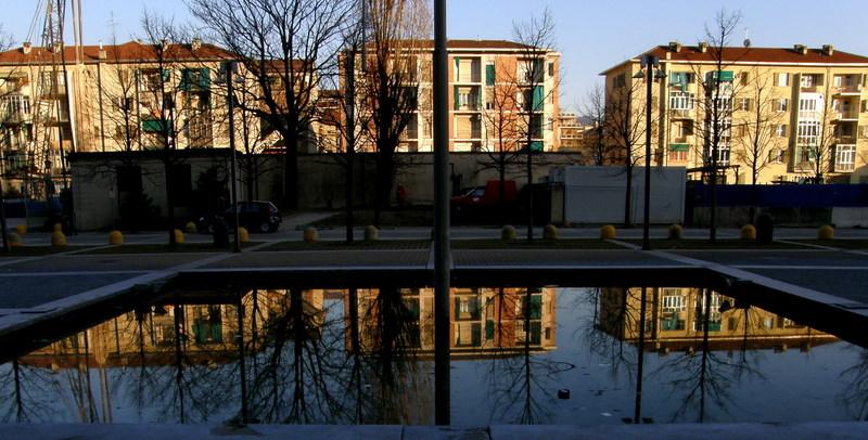 Turin - Reflection