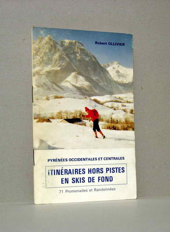Itinéraires de ski de fond - 1985