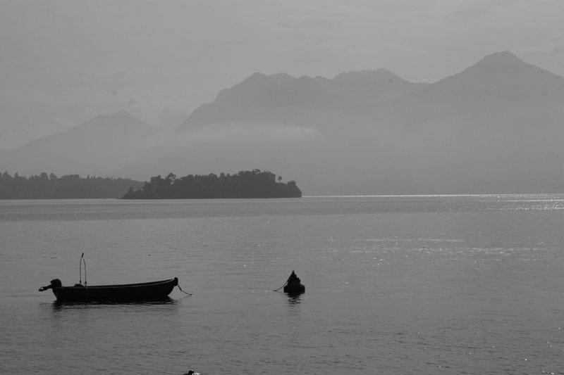 BW Lake Maggiore