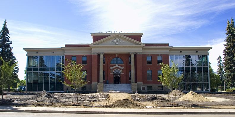 The New City Hall