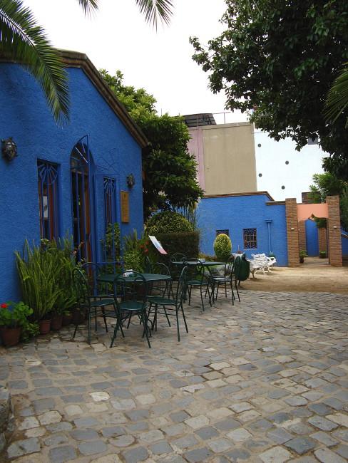 Casa La Sebastiana de Pablo Neruda