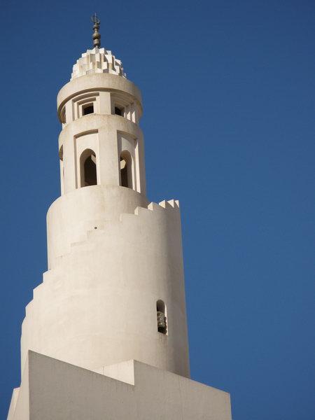 Masjid Miqat Bir Ali minaret