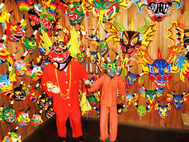 Diablos de Yare - Dancing Devils of Yare -  Tienda de Hannsi - El Hatillo.jpg