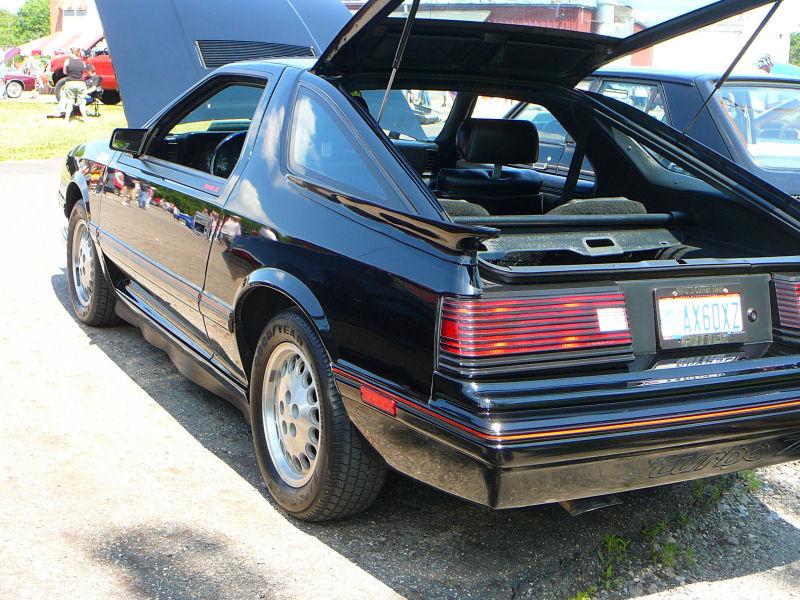 Brian Schuberts - 85 Daytona Turbo Z