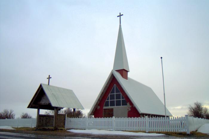 Bæjarkirkja