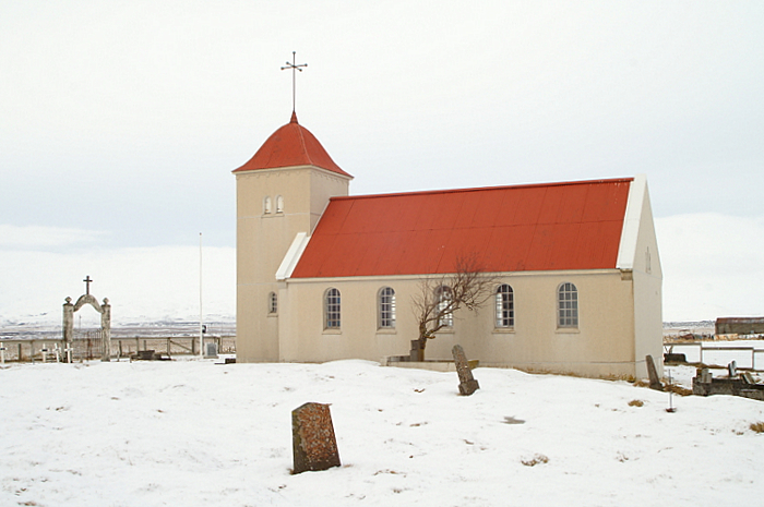 Kolbeinsstaðakirkja