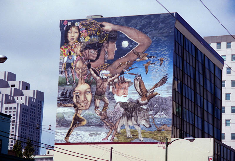 Lost Mural - 1990s