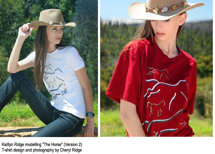 The Horse (Version 2) - T shirt