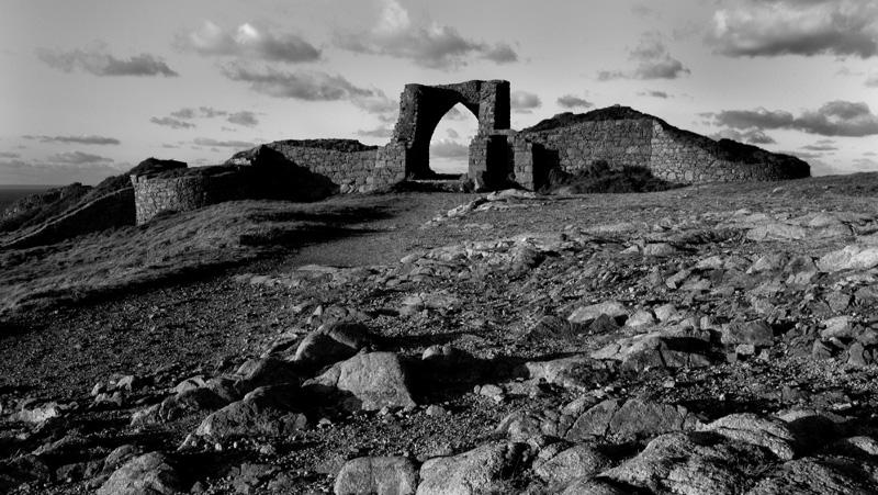 Grosnez Castle Ruins
