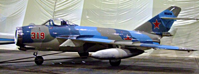 MIG-17-Chinese