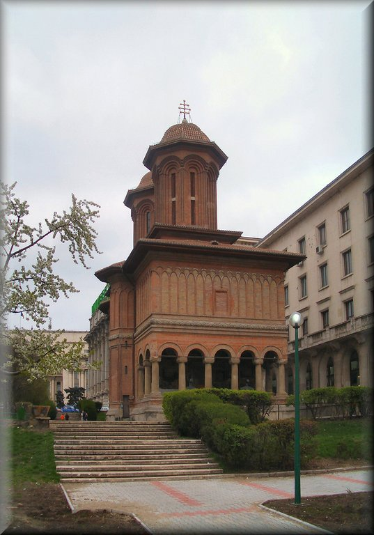 Church (Revolutiei Square)
