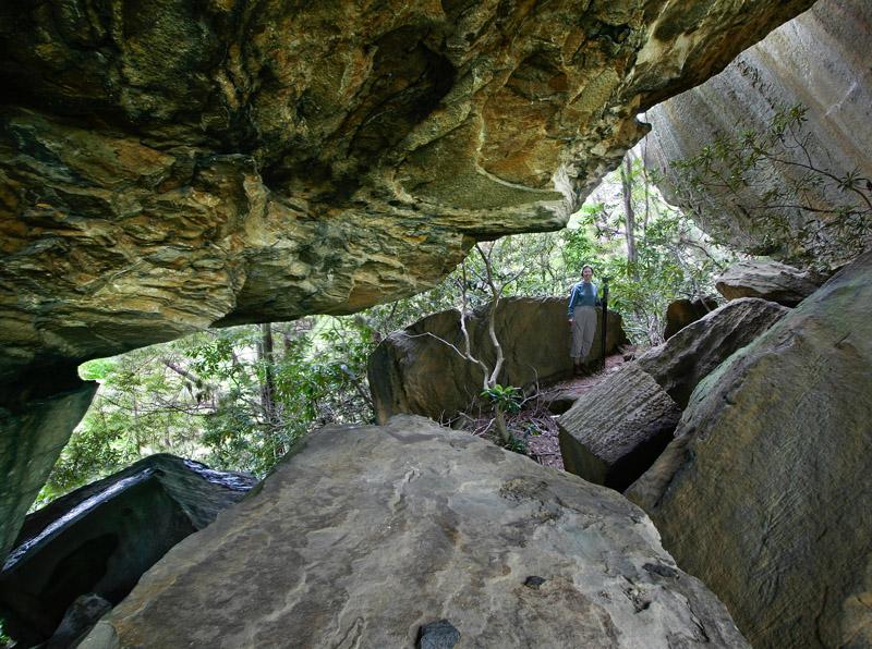 Eholia Arch