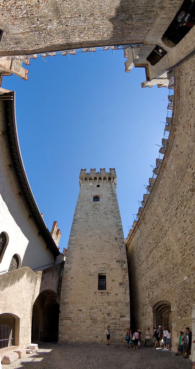 Castle from inside