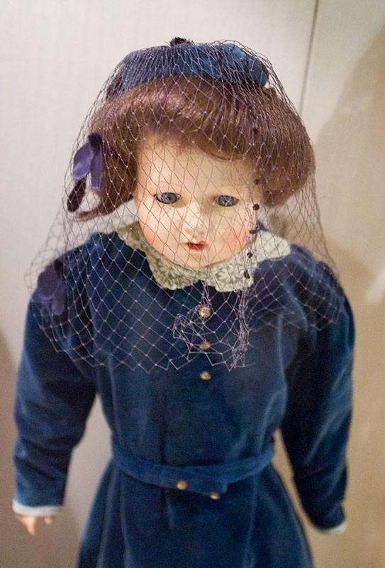 Bourgeois doll