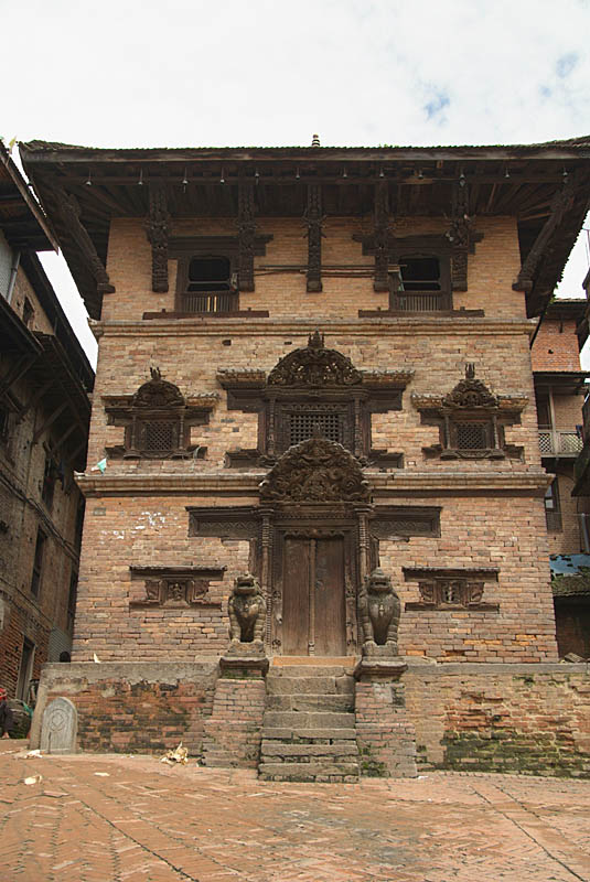 Old Temple in Bhaktapur