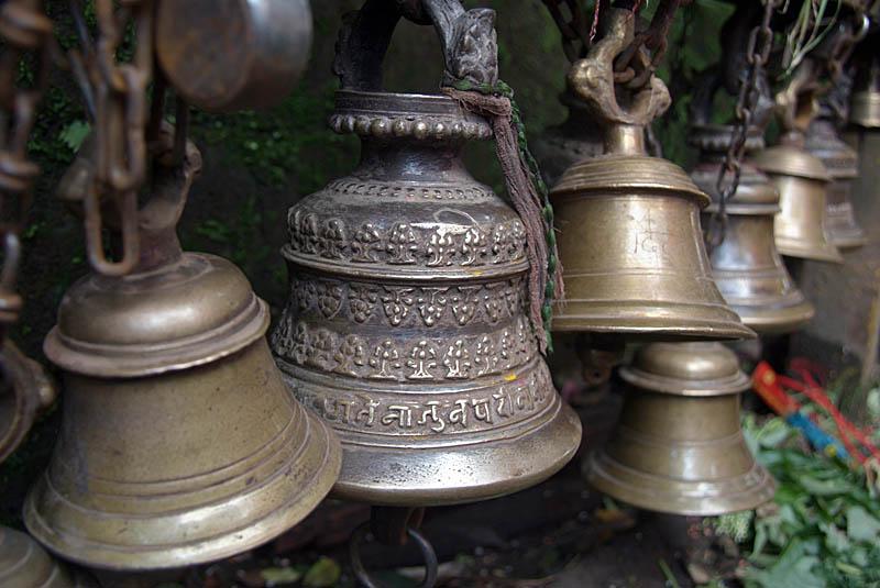 Bells at Dakshinkali