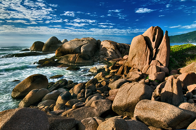 pedras de florianopolis