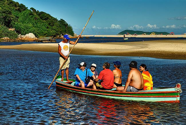 guarda do embaú - beach
