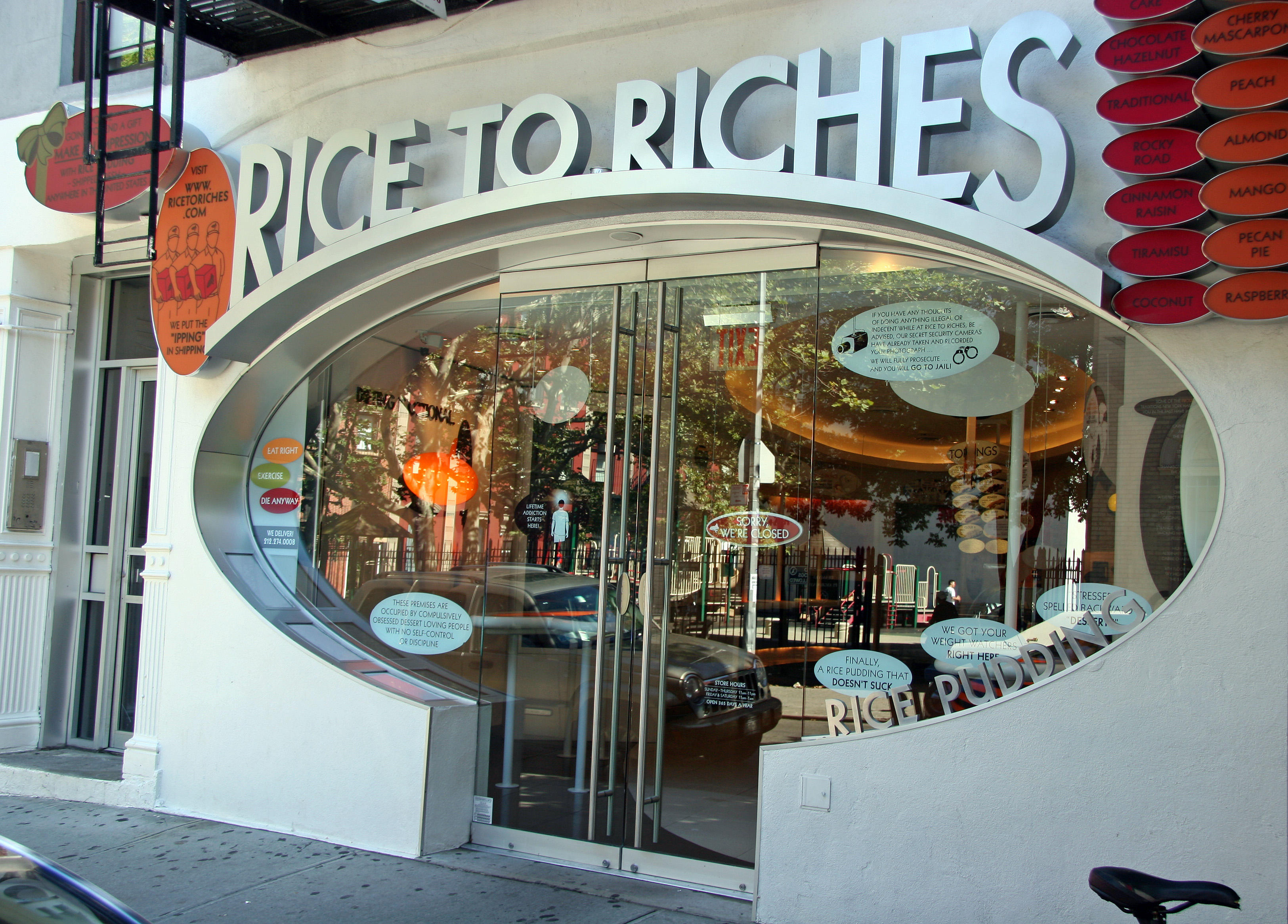 Rice to Riches Refreshments