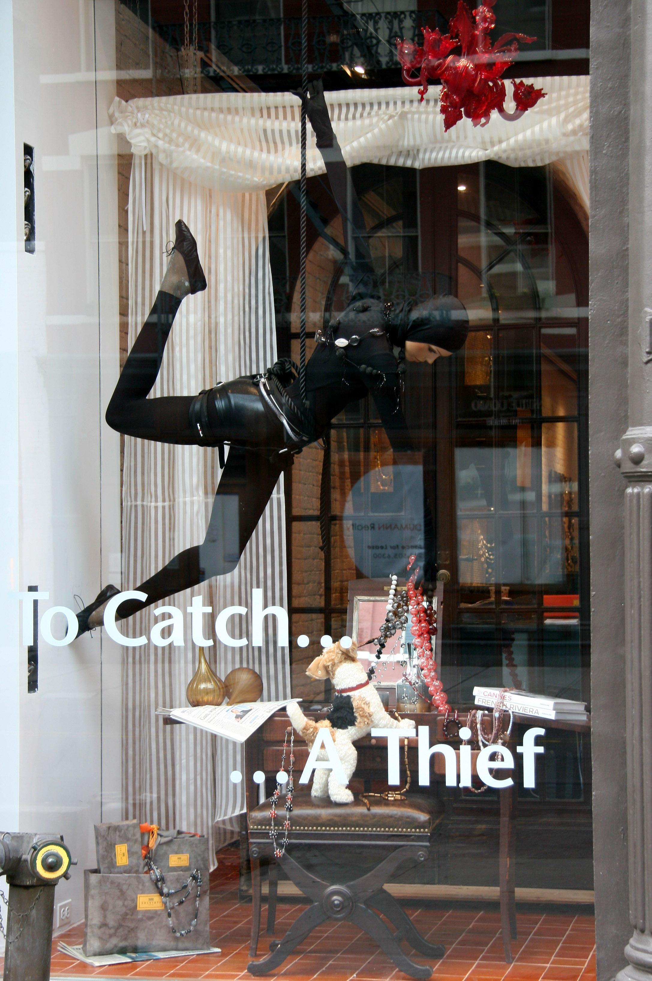 To Catch a Thief -  Salviati Window