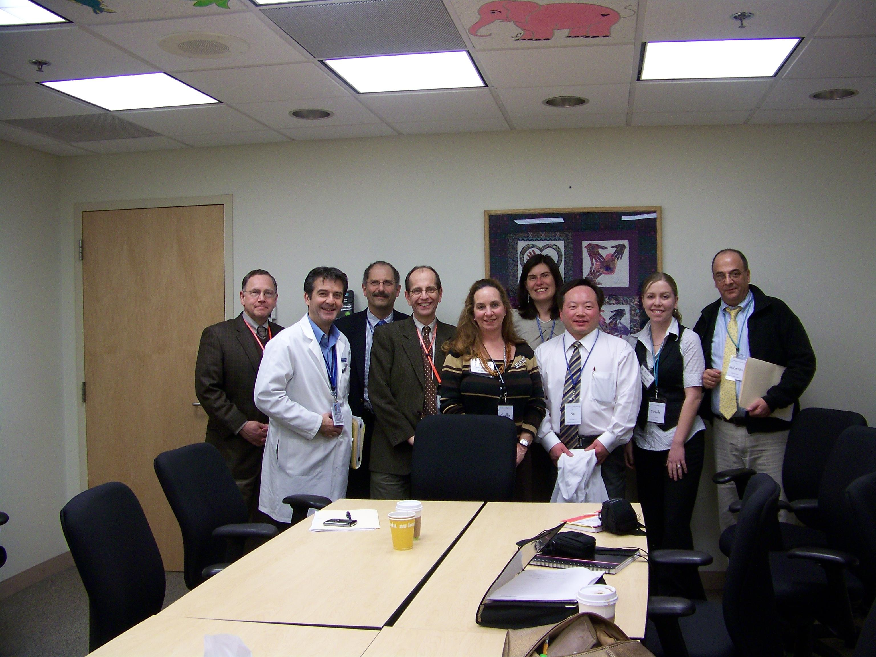 Phyllis and the Ped GIST Mds-NIH