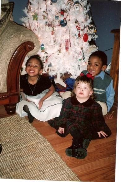 Tae, Star, and Serenity- Jills kids