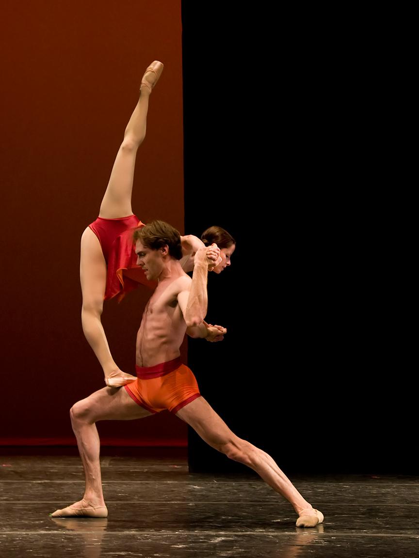 Rebecca Crawford and Raul Peinado