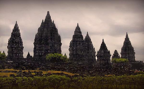 Pranbanan, Java, Indonesia