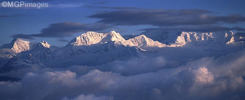 Himalayas, Sikkim, India