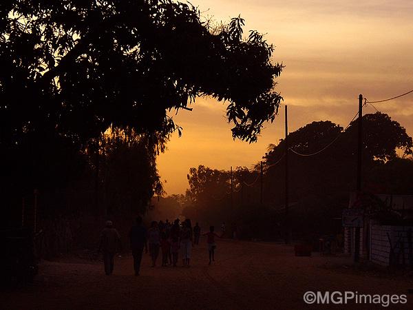 Abene, Casamance, Senegal