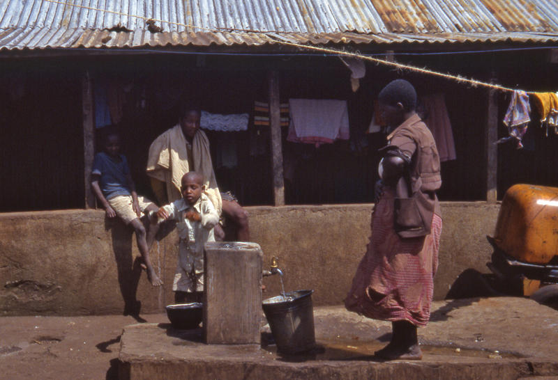 Water well, Southern Somalia