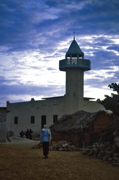 Somalia, Mosque, Brava