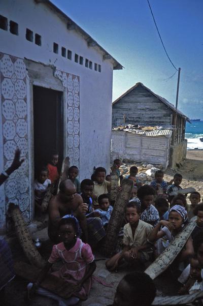 Koranic school, Mogadishu