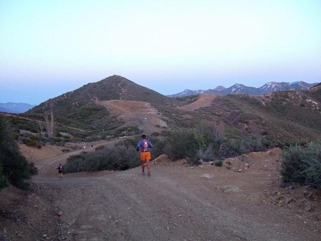 Following the Ridge Towards Topa