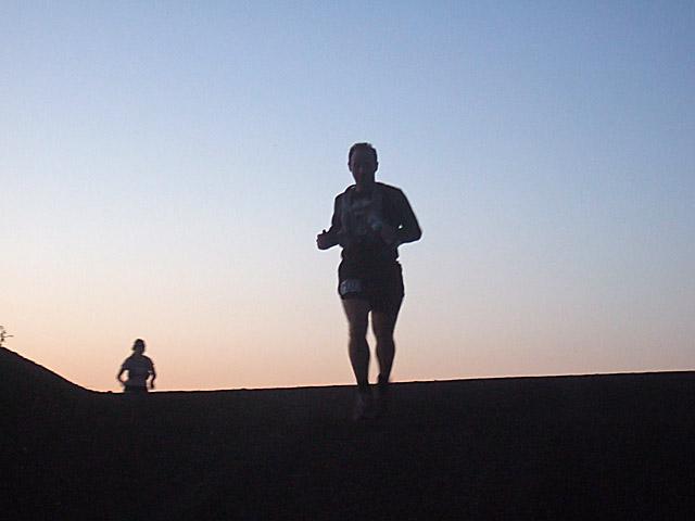 Runner Shilouettes