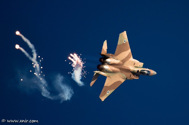 Israel Air Force Flight Academy course #161 graduation and Air Show