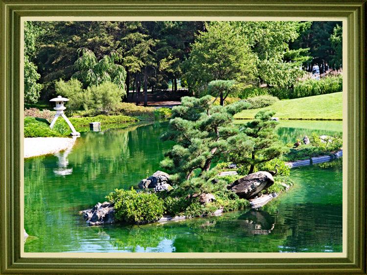 From Japanese Garden