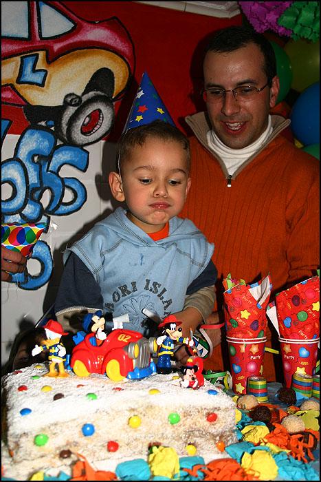 03.03.2007 ... Lucas 3 birsthday party!!! ... 01