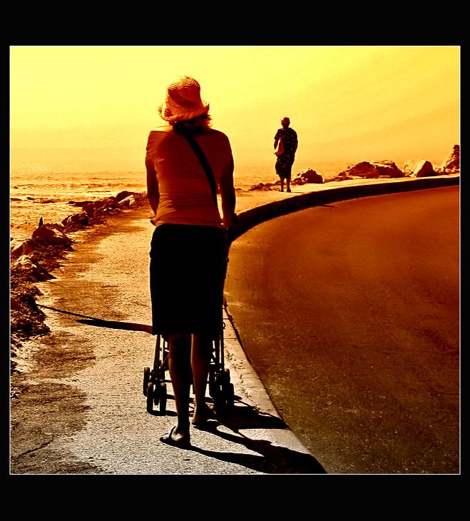 Walking ... II