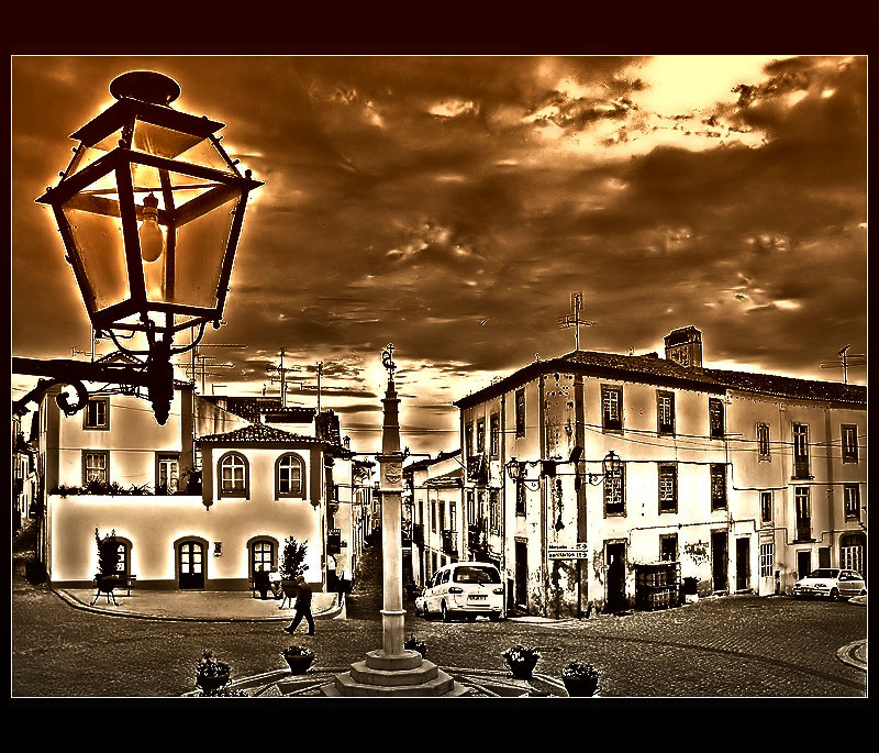 ... in Sardoal - Portugal ...