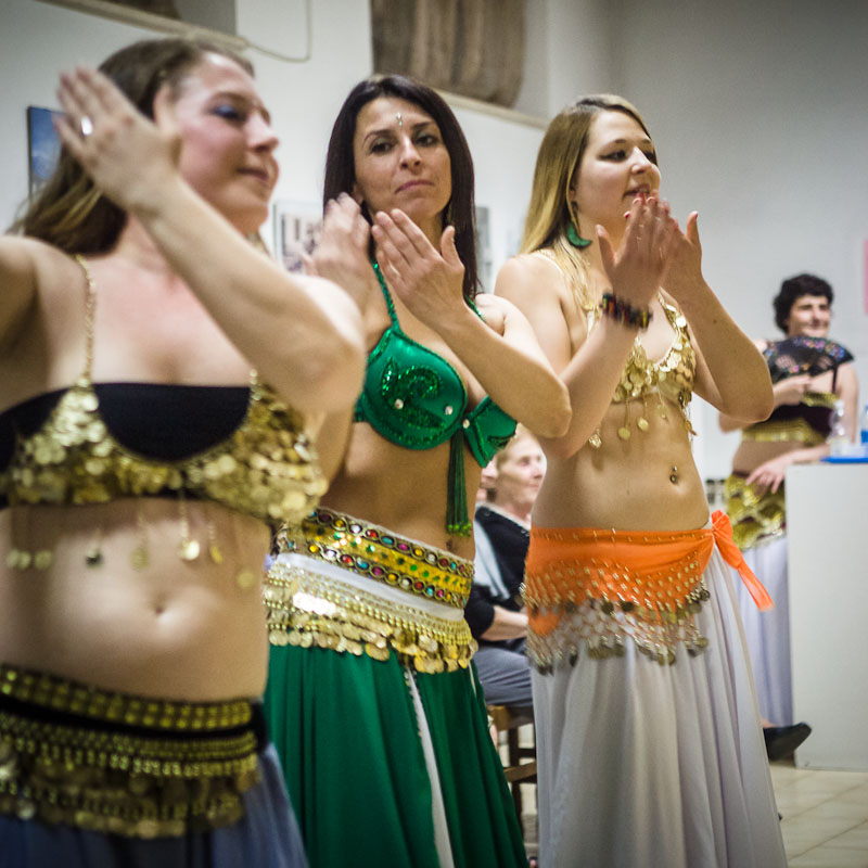 Oriental/Arab Dance